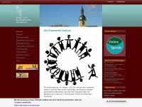 kirchengemeinde-wiesenbronn.de Webseite Vorschau