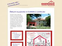 kinderhaus-lochhausen.de Webseite Vorschau