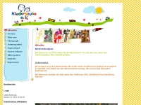 kinderstube-ev.de Webseite Vorschau