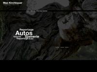 kirchbauer.de Webseite Vorschau