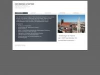 kirchberger-partner.de Webseite Vorschau