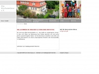 kirchen-maeuse.de Webseite Vorschau