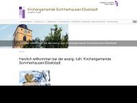 kirche-sommerhausen.de Webseite Vorschau