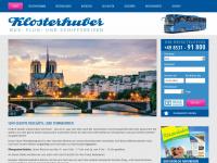 klosterhuber-reisen.de