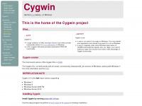 cygwin.com