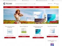 mclinsen.ch Webseite Vorschau