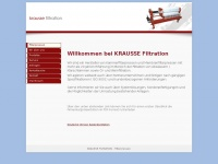 krausse-filtration.de