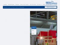 kvf-messebau.de Webseite Vorschau