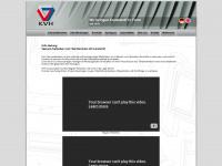 kvh-hartung.de Webseite Vorschau