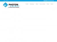 photon-energy.de Webseite Vorschau
