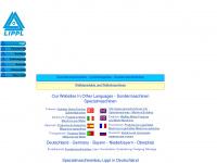 lippl-info.de Webseite Vorschau