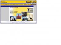 loehr-haustechnik.de Webseite Vorschau
