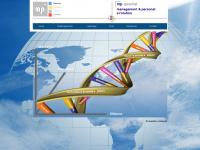 logistik-und-strategie.de Webseite Vorschau
