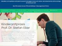 kid-z.de Webseite Vorschau