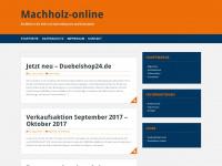 machholz-online.de