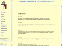 maibaumfreunde.de