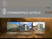 strandperle-hotels.de