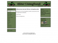 rhoener-unimogfreunde.de