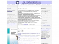 ag-friedensforschung.de