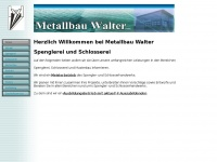 metallbau-walter.info