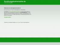 rundfunkgebuehrenzahler.de Webseite Vorschau