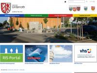 unterroth.de Thumbnail