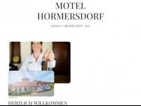 motel-hormersdorf.de