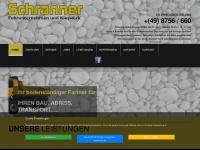 kies-schranner.de Webseite Vorschau