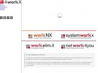 4workx.de Webseite Vorschau