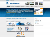k1-hagen.de Webseite Vorschau