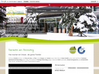 am-rennsteig.de Webseite Vorschau