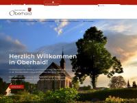 staffelbach.de Webseite Vorschau