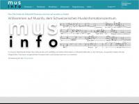 musinfo.ch