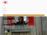 kinderkrebshilfe-bglts.de Webseite Vorschau