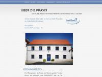physiotherapie-plank.de Webseite Vorschau