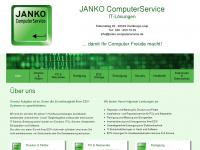 janko-computerservice.de Webseite Vorschau