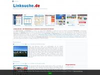 linksuche.de Webseite Vorschau