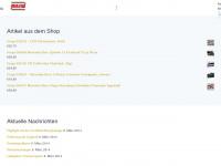 modellbaustudio-wilke.com Webseite Vorschau