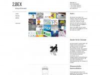 2bex.de Webseite Vorschau