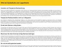 dyskalkulie-wuppertal.de