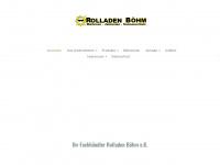 rolladen-boehm.de