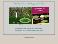 silberweiher.de Webseite Vorschau