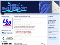 5seen-wassersport.de Thumbnail