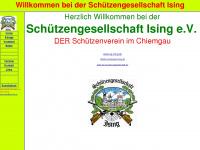 Schiessport-ising.de