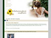 hochzeitsambiente-sunflower.de