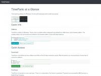 timepanic.com