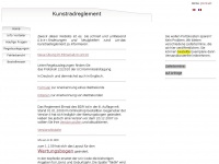 kunstradreglement.com