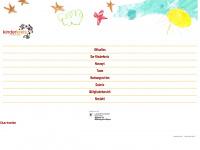kinderkreis-sendling.de Webseite Vorschau