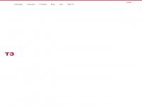 t3.de Webseite Vorschau
