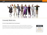 comedy-walk-acts.de
